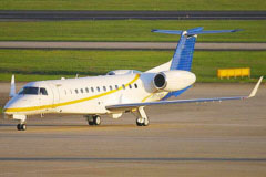 Exterior photo of Embraer EMB-135-BJ
