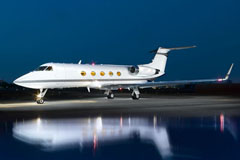 Exterior photo of GULFSTREAM G-1159A
