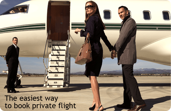 Your private jet broker