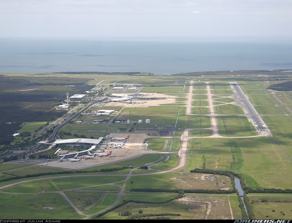 YBBN Airport Information Location And Details