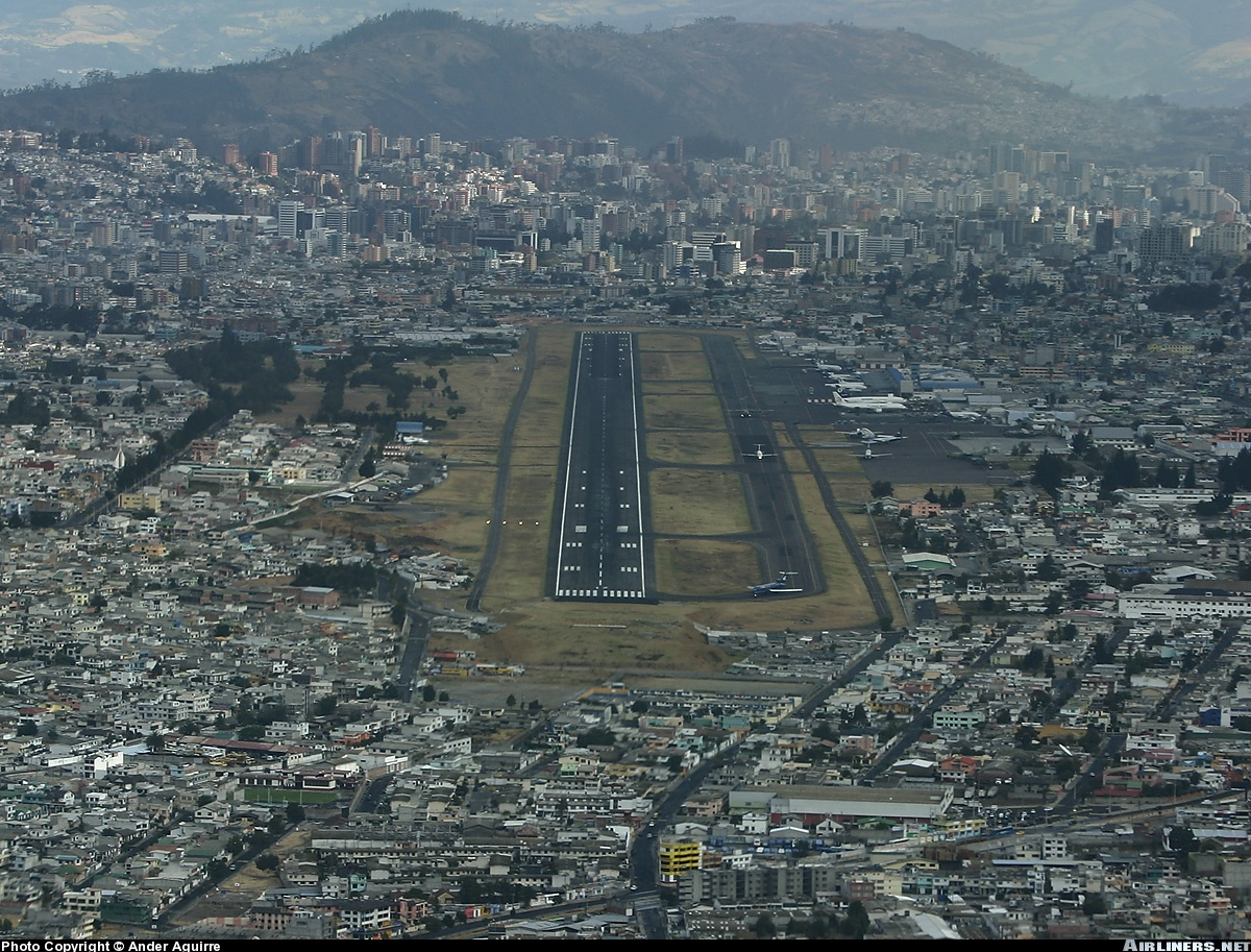SEQU Airport Information, Location And Details