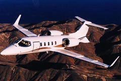 Exterior photo of BOMBARDIER/LEARJET LR-31A