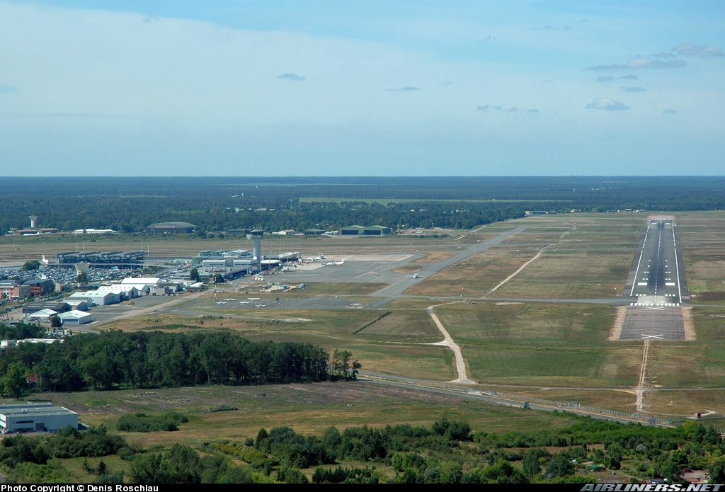 LFBD airport information, location and details